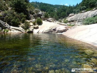 La Pedriza-Río Manzanares Madrid-Charca Verde; parque natural del alto tajo rutas senderismo en caz